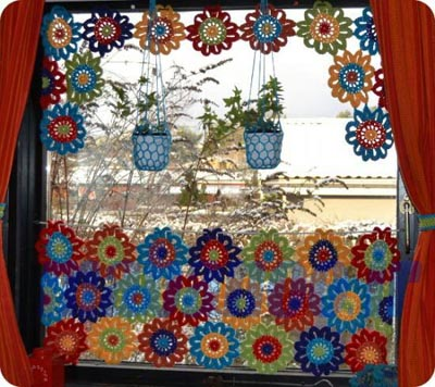 بافت پرده برای پنجره