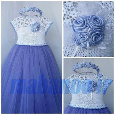 بافت لباس مجلسی دخترانه