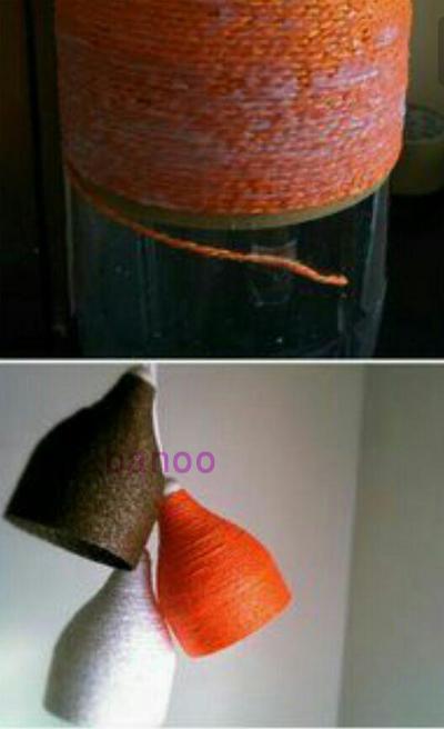 ساخت ظرف بانخ کنفی ساخت لوستر کنفی - مابانو